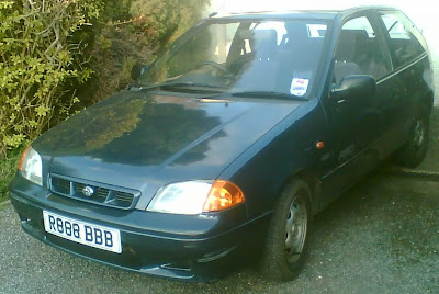Subaru Justy 1.3