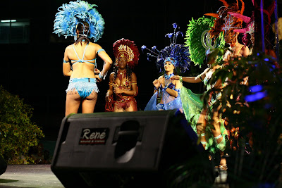 The Official Launch of Trinidad Carnival 2010
