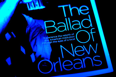 ALVANGUARD PHOTOGRAPHY (2009): The Ballad of New Orleans