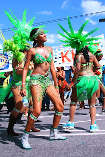 ALVANGUARD PHOTOGRAPHY (2009): Trinidad Carnival 2010 - Port of Spain