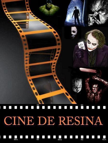 CINE DE RESINA