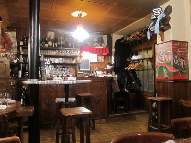 One spoonful at a time chez l 39 ami jean - Le comptoir du relais restaurant reservations ...