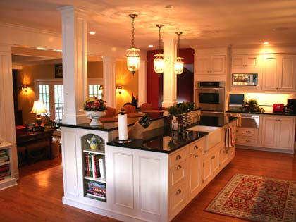 Designingkitchen on Kitchen Decoration  French Country Kitchen  Contemporary Kitchen