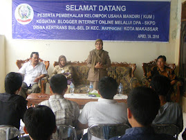 Pembukaan Pelatihan TA. 2010