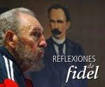 Articulos de Fidel Castro sobre temas de actualidad, da CLICK en imagen