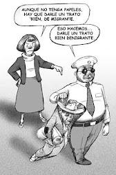 Suerte de Migrante- El Fisgon