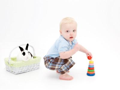 Ignoring the bunny