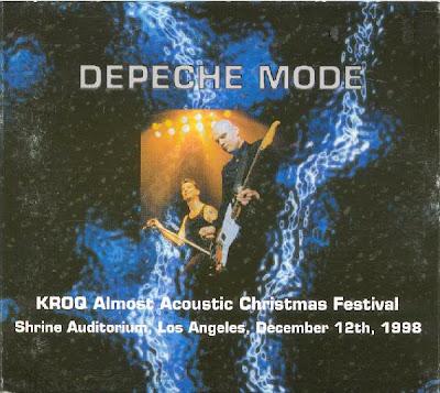 D Amp P S Bootleg Tunz World Depeche Mode Kroq 12 12 1998