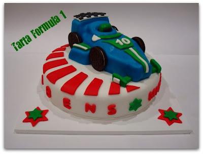 formule 1 / voiture de course - Page 4 Tarta+formula1