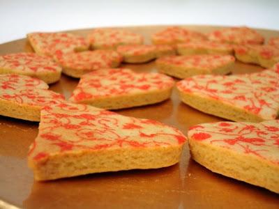 Biscuits, macarons, muffins et cupcakes de Saint Valentin DSC06683