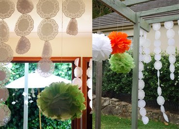 imprintables: Colourful Garden party