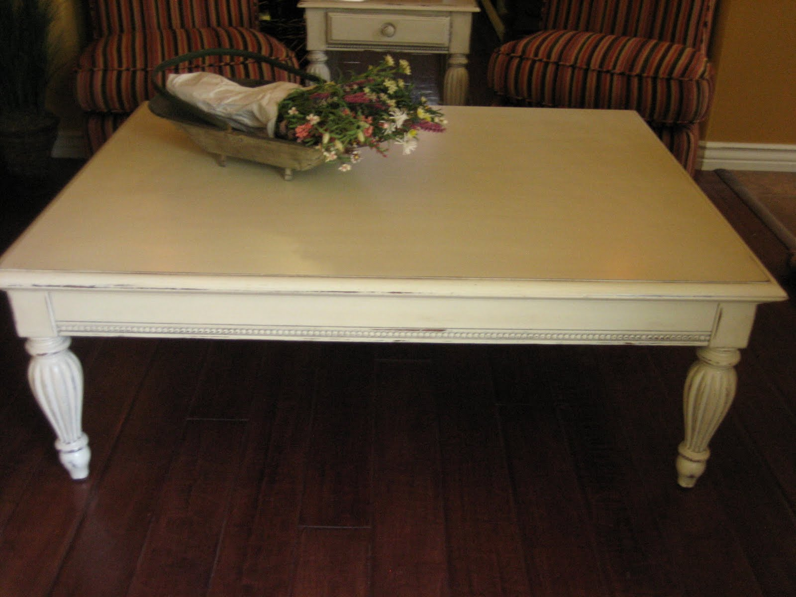 European paint finishes may 2010 for Coffee table 48 x 36