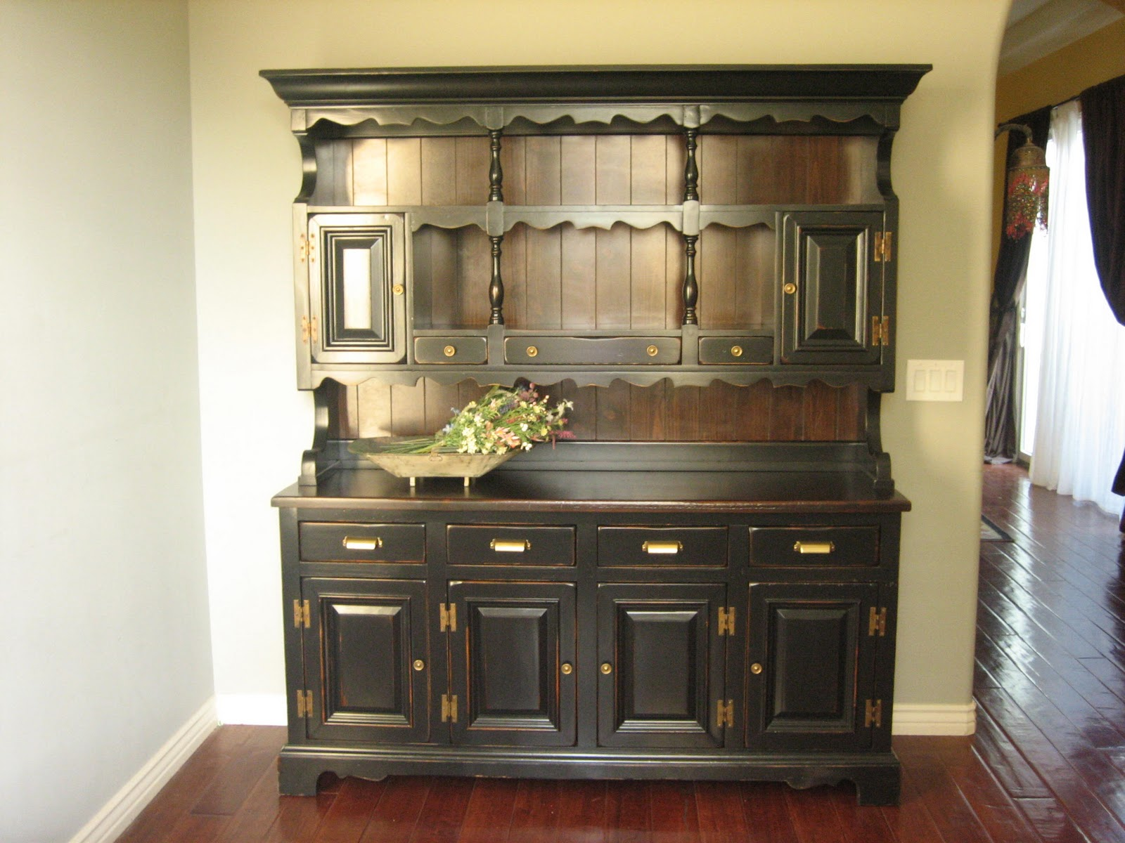Hutch Definition Furniture. Perfect Hutch European Paint Finishes Rustic  Black Farmhouse Hutch For Definition Furniture