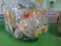 boneka horta macan atau harimau