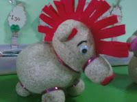 boneka horta Kuda