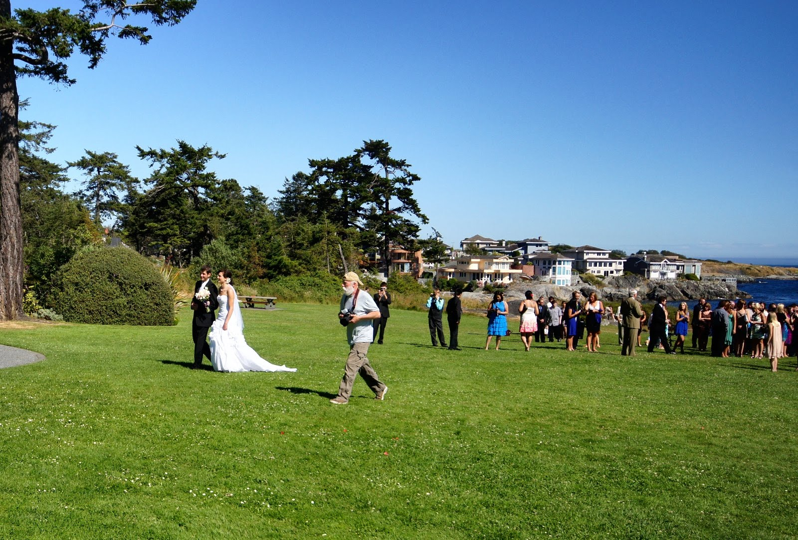 Saxe point park wedding venues
