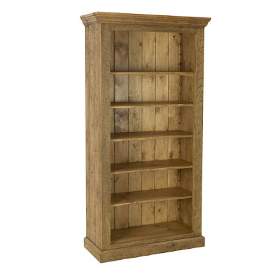 Rubicon Wide Bookcase