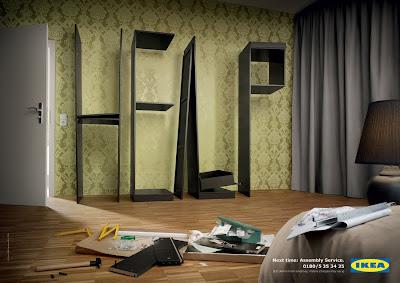 Реклама мебели конкурс