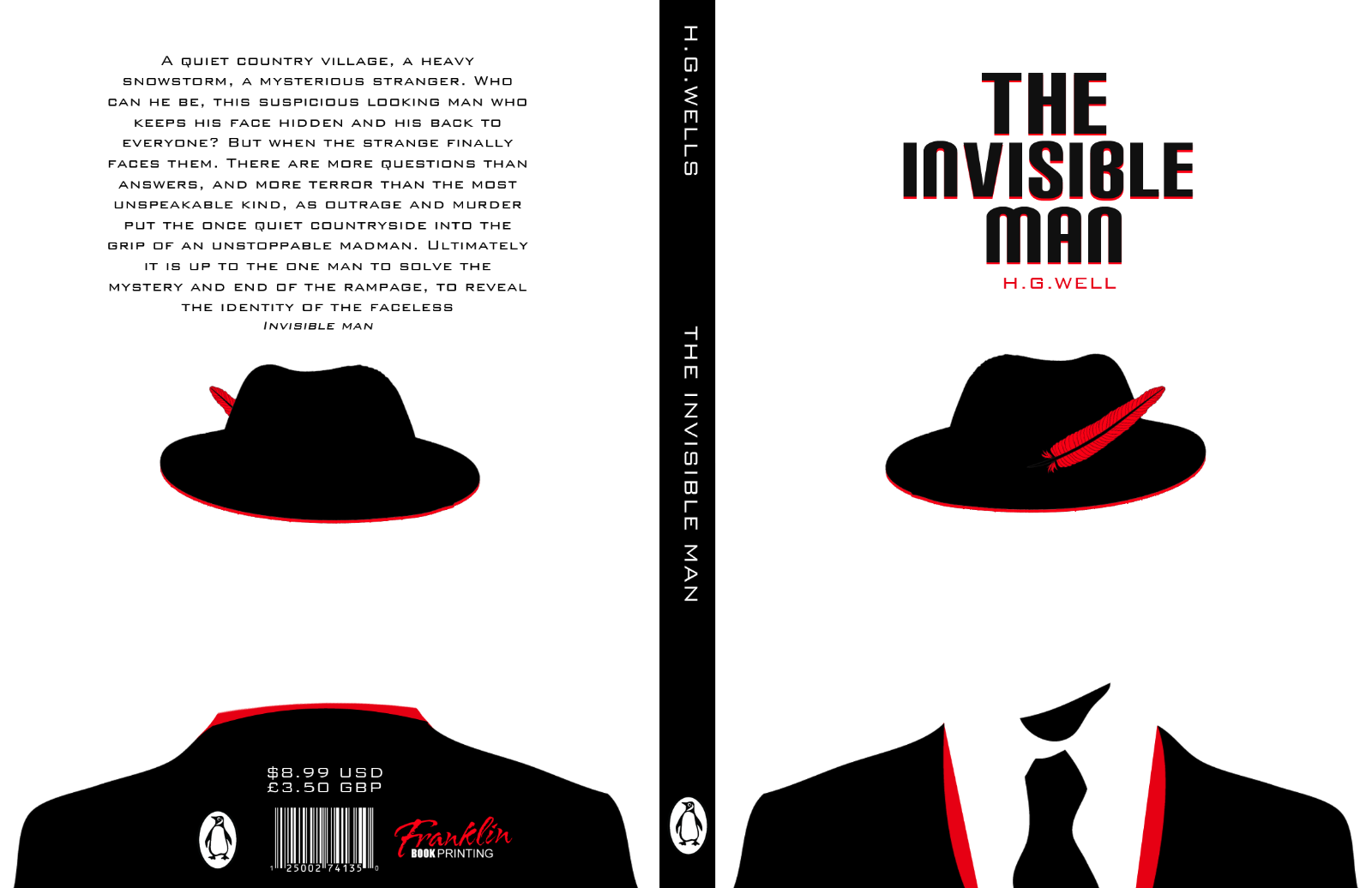 an analysis of the four main speeches in the invisible man a novel by ralph ellison