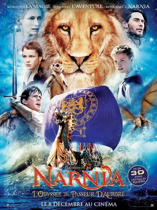 The Chronicles of Narnia: The Voyage of the Dawn Treader 2010