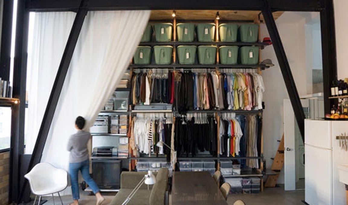 Open Closets