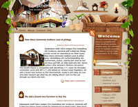 Liana Blogger Theme