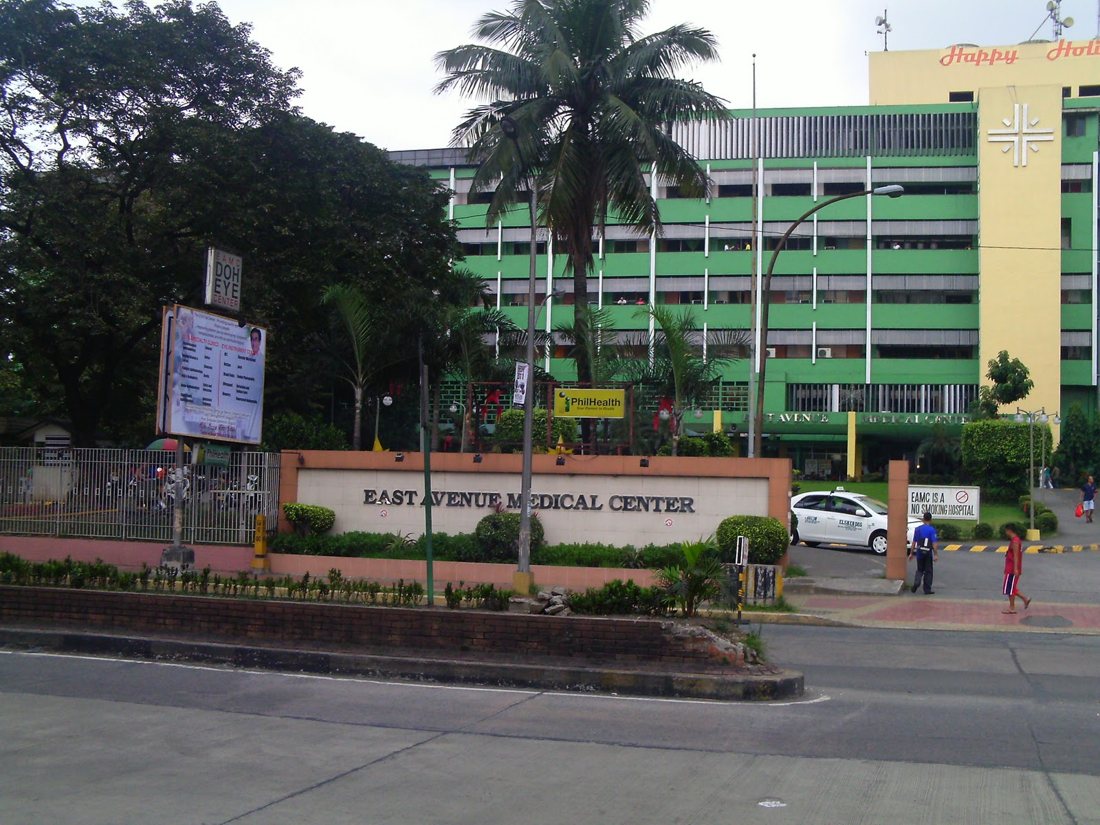East Avenue Medical Center Website http://diliman-diary.blogspot.com/2010/12/update-on-rudolph-deer-who-remains.html#!