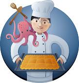 Aprende a cociñar cos teus pais e ALFONSO.