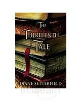 Book Cover-The Thirteenth tale