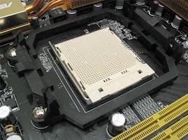 Zócalo para el procesador