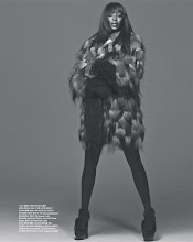 Naomi for Vogue China