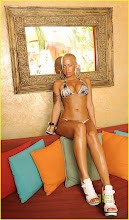 Amber Rose Bikini Beach Party!!!