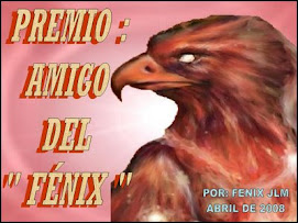Gracias mi amigo querido FENIX