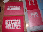 christmas cards etc...