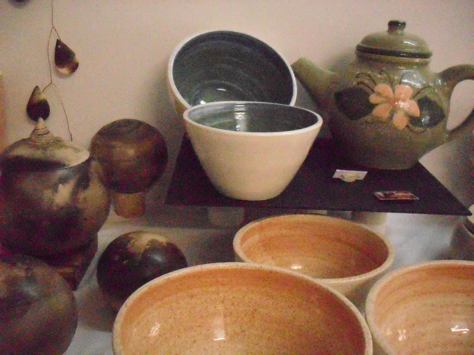El taller de ceramica y alfareria colores y formas variadas - Colores de ceramica ...