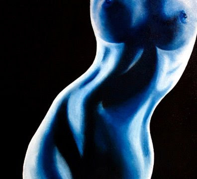 NUDE%2BXXX: Emotions in Blue Series Nude