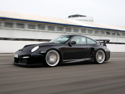 Porsche Techart GT Street Performance