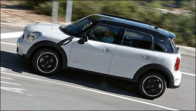 The MINI Countryman Pictures