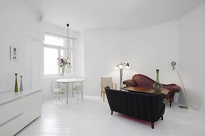 White Modern Exotic Interior Design Inspiration