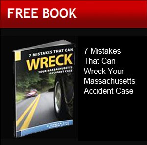 7 Mistakes That Can Wreck Your Massachusetts Accident Case