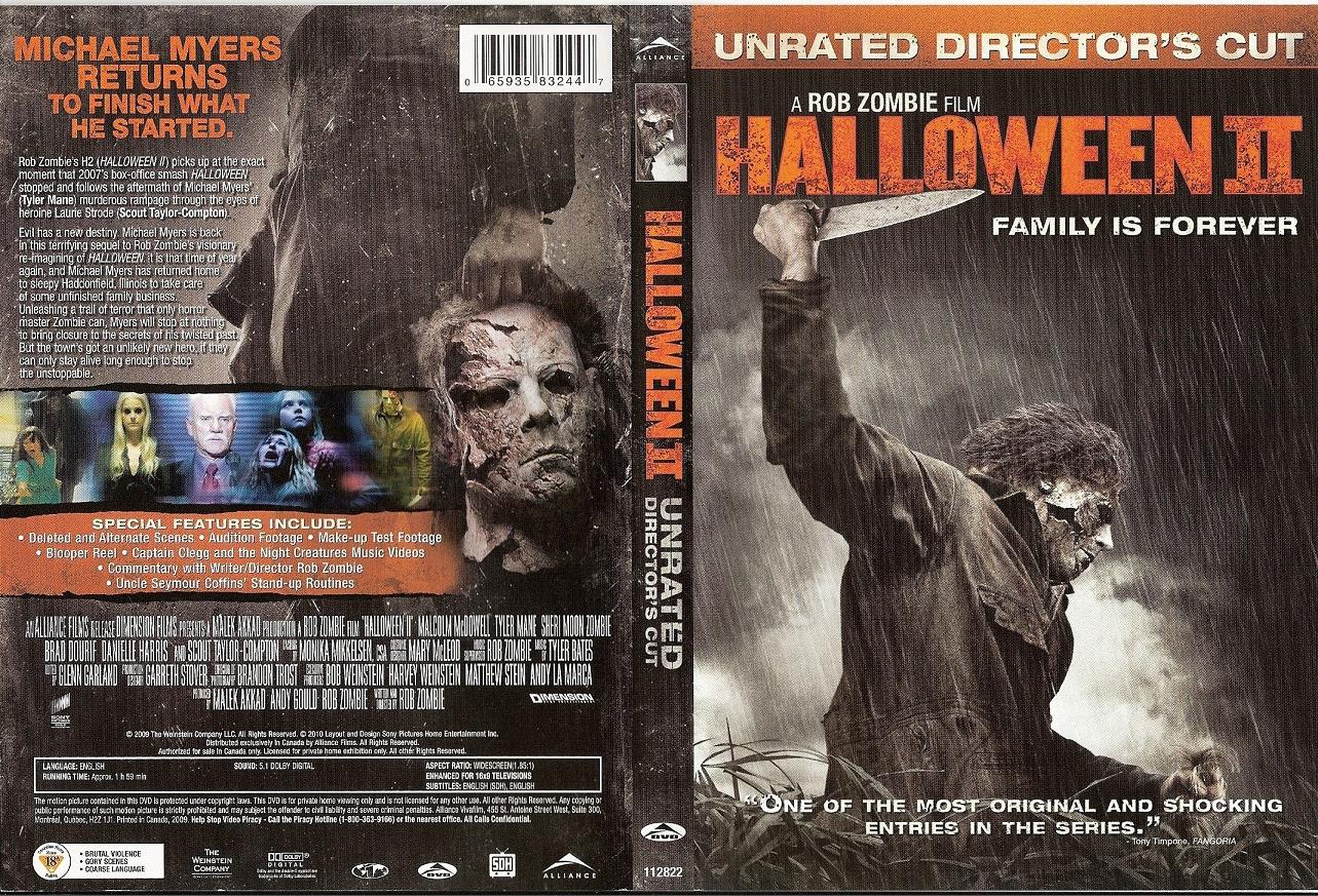 movies collection halloween 2