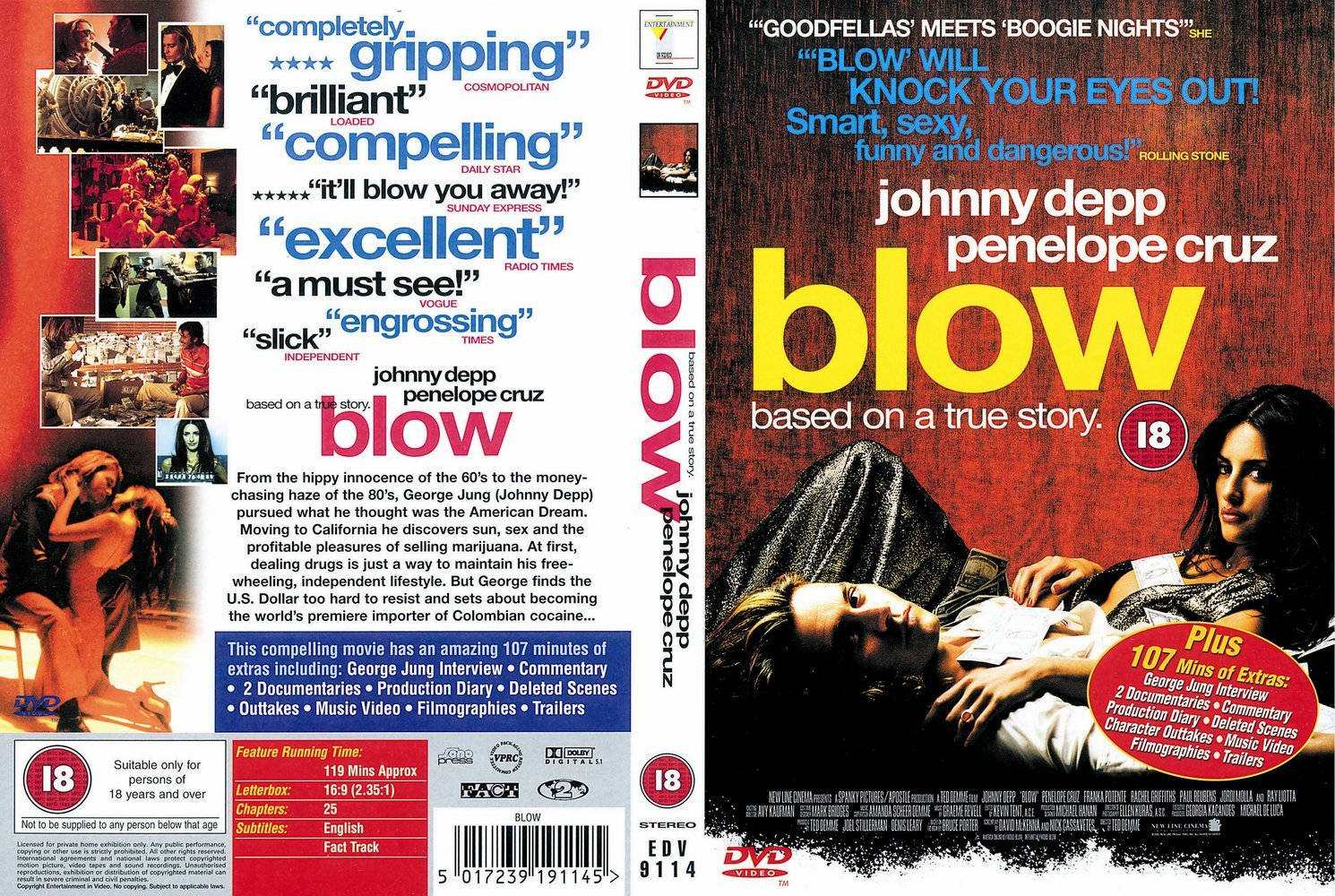 Blow movie rating