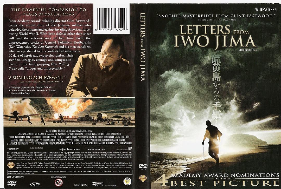 Movies Collection Letters From Iwo Jima 2006