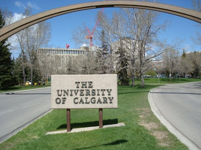 thesis university calgary A reading knowledge of a modern language other than english or of a classical language appropriate to the thesis university of calgary religious studies master.