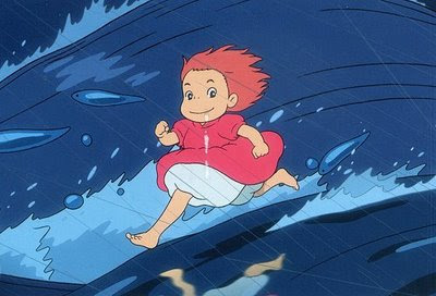 Studio Ghibli's Ponyo and Disney's Little Mermaid | Judith ...