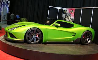 2011 Revenge Verde – Auto Shows