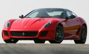 2011 Ferrari 599GTO