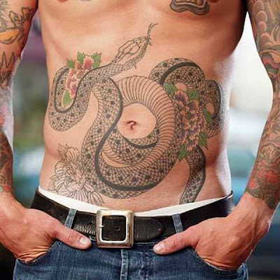 Snake Tattoo art designs