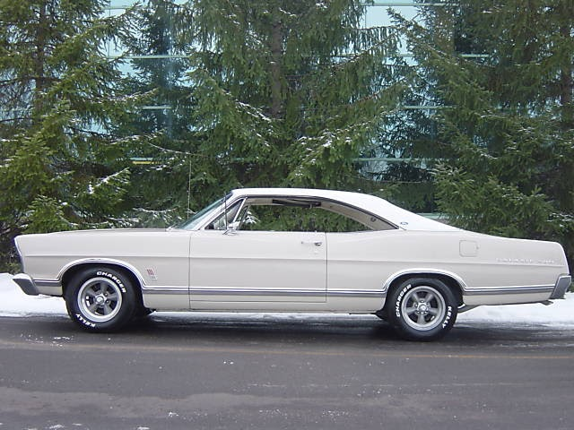Lovefords 67 Galaxie 500 Hardtop