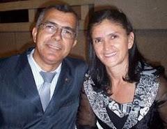 Missionários Pr.Pedro Tavares Cavalcante Noemi Ferreira